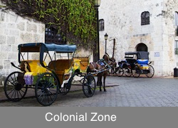 Colonial Zone Tourism
