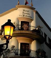 Hotel Conde de Penalba Santo Domingo
