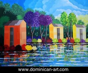 Dominican art ad 300x250