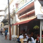Colonial Zone Cafes