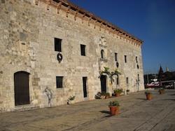 Santo Domingo 16thC Casa Reales Museum