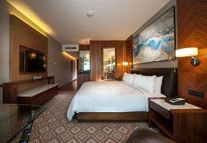 JW Marriott Santo Domingo luxury hotel